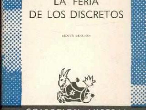 Citas de p o baroja world literary atlas for La feria de los discretos pdf